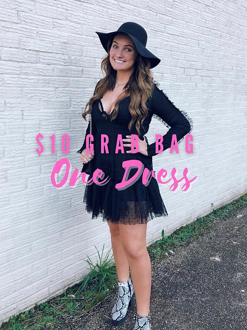 $10 Grab Bag: 1 Dress