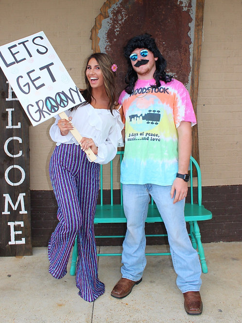Let's Get Groovy Flares