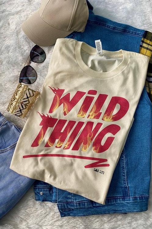 Wild Thing Graphic Tee