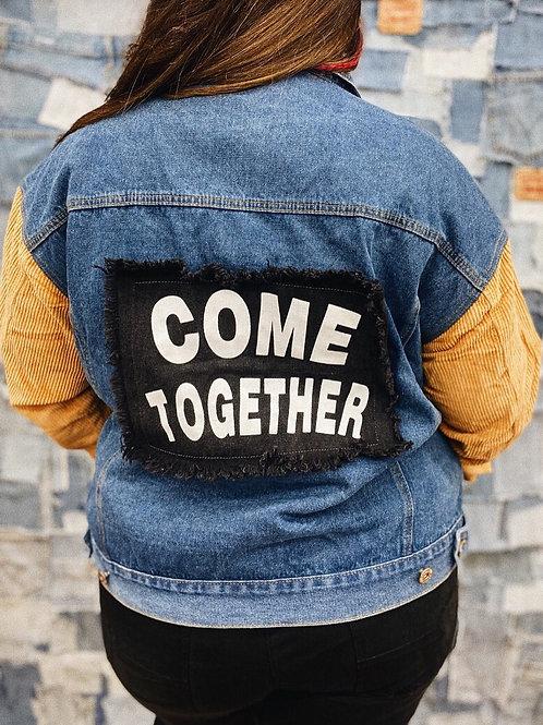 Come Together Denim Jacket