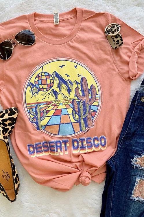Desert Disco Graphic Tee
