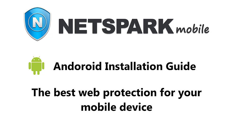 Netspark Android Installation Guide