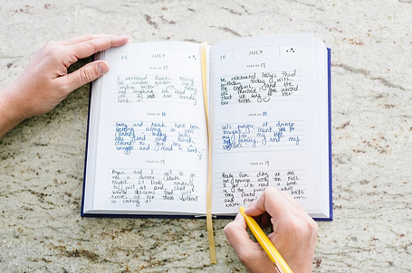 flecks of gold utah organizer favorites mom journal