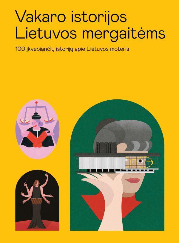 Vakaro istorijos Lietuvos mergaitėms