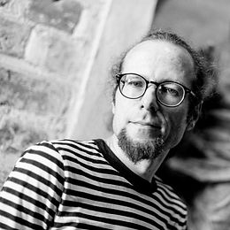 Marius Burokas Literatūros festivalis OPEN BOOKS  