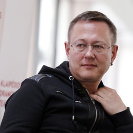 Gintaras Grajauskas Literatūros festivalis OPEN BOOKS  