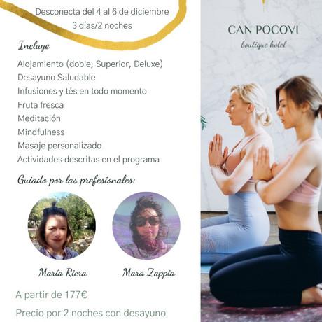 Escapada Mindfulness en Mallorca