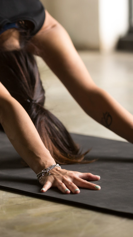 Yoga: A Salute to the Sun Routine for Sleepy Heads