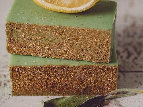 Lemon Verbena Organic Handmade Soap