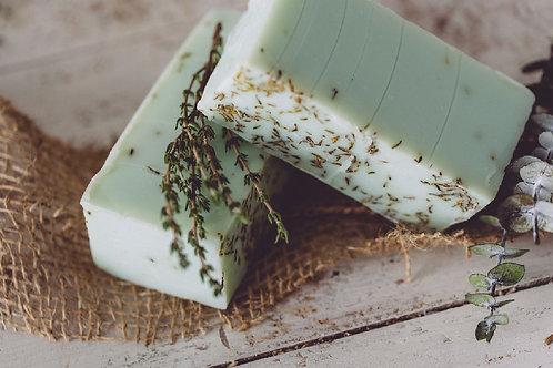 Eucalyptus Thyme Handmade Organic Soap