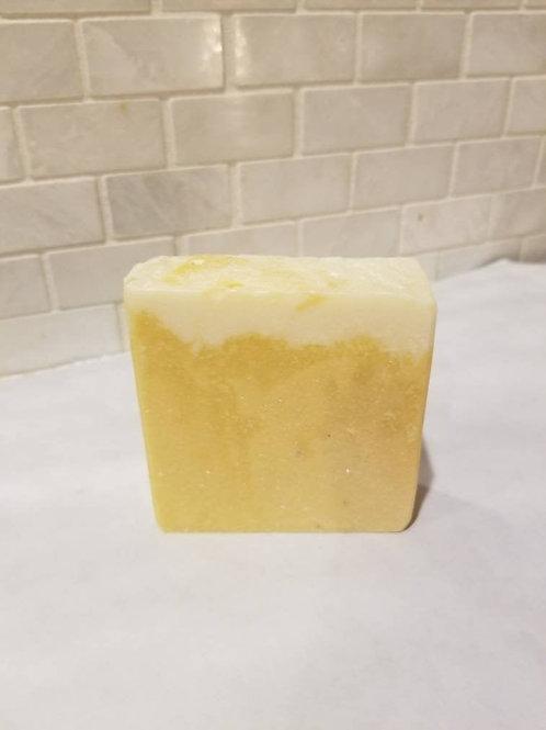 Creamy Pina Colada Handcrafted Soap