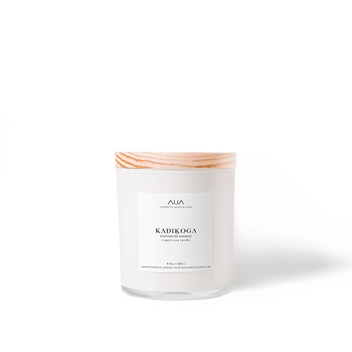 Minimalist Organic Soy Candle