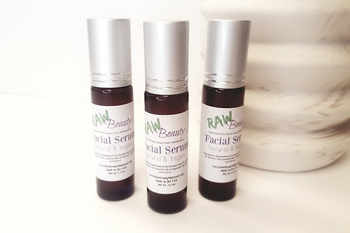 Facial Serum with Carrot Seed Essential Oil