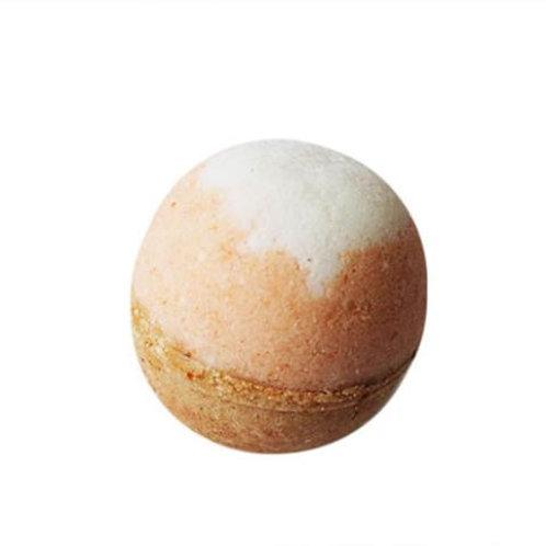 Pumpkin Crunch Cake Bath Bomb