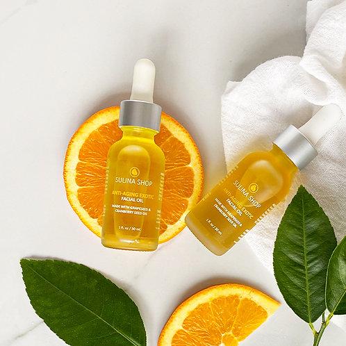 Anti-Aging Exotic Facial Oil
