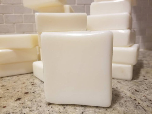 Handcrafted Unscented Laundry Bar Soap