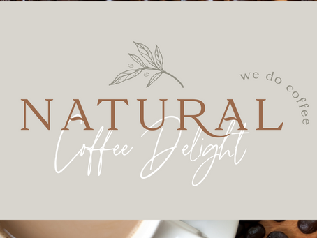 3 PART RELAXATION SERIES: Introducing Natural Coffee Delights