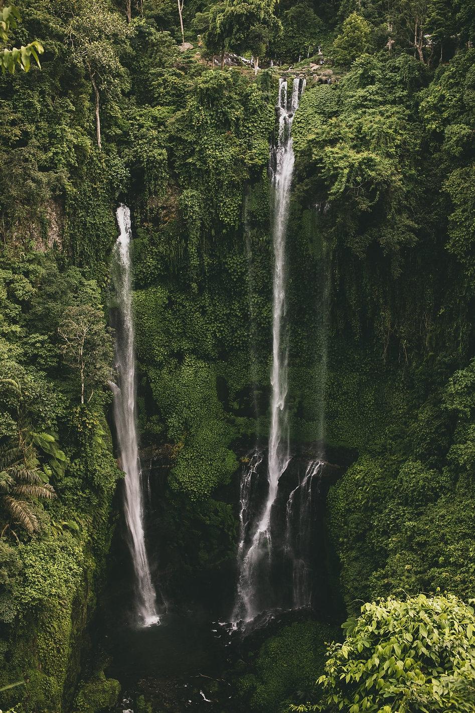 Sekumpul falls , Princess Saydah , So Br