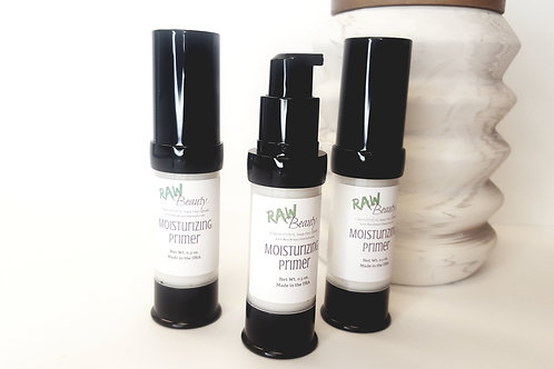 Makeup Primer for Face and Eyes with Hyaluronic Acid- Vegan and