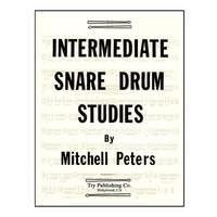 Intermediate Snare Drum Studies - Mitchell Peters
