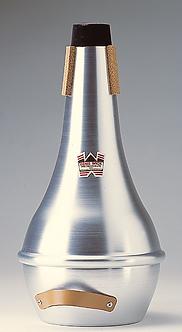 Denis Wick Straight Mute Bariton Aluminium