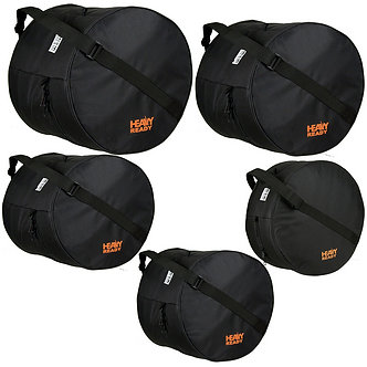 "HRSTANDARD2 ProTec ""Heavy Ready"" Drum Bag Set - Zwart"