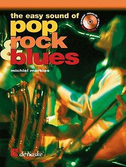 The Easy Sound of Pop, Rock & Blues - Michiel Merkies