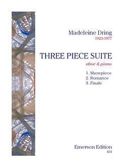 3 Piece Suite - Madeleine Dring