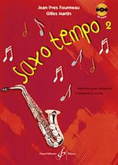 Saxo Tempo 2 - Jean-Yves Fourmeau