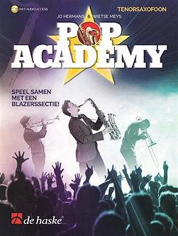 Pop Academy [NL] - Tenorsaxofoon - Jo Hermans & Wietse Meys