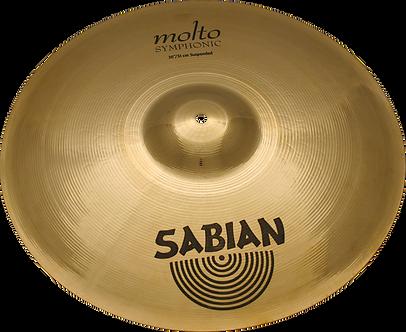 "Sabian Cymbaal AA Suspended 18"" Molto Symphonic"