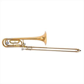 John Packer Tenor Trombone JP332RATH met F-attachment - Uitvoering: Goudlak