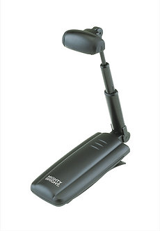 K&M 85630-000-55 Lamp Mighty Bright Triple LED Zwart