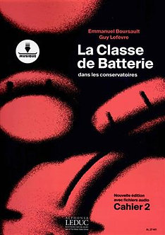 La Classe de Batterie dans les Conservatoires 2 - Emmanuel Boursault