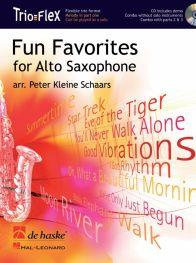 Fun Favorites for Alto Saxophone