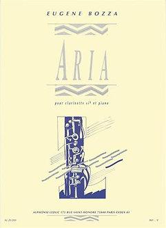Aria - Eugène Bozza
