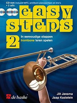 Easy Steps 2 trombone - Jaap Kastelein