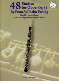 48 Studies Opus 31 - John Walker_Franz Wilhelm Ferling