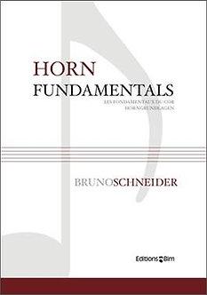 Horn Fundamentals - Bruno Schneider