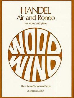 Air And Rondo - Georg Friedrich Händel
