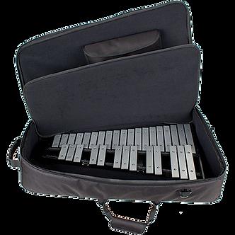 CP115T ProTec Deluxe Gig Bag Glockenspiel - Zwart
