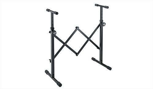 K&M 18825-000-55 Equipment Stand universeel Zwart