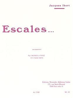 Escales - Jacques Ibert