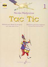 Tac Tic Volume 1 - Nicolas Martynciow