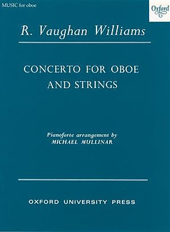 Concerto For Oboe And Strings - Ralph Vaughan Williams
