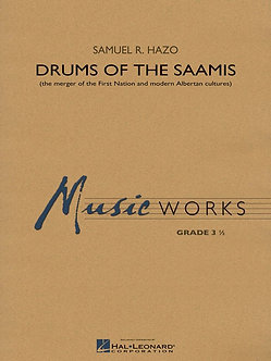 Drums of the Saamis