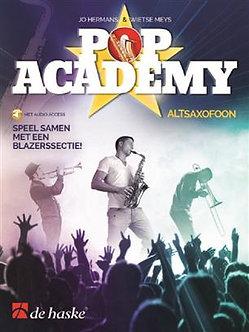 Pop Academy [NL] - Altsaxofoon - Jo Hermans & Wietse Meys