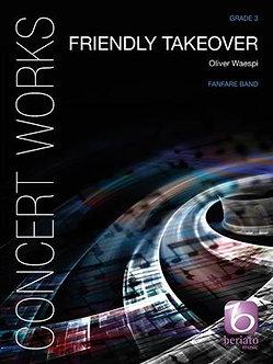 Friendly Takeover - Oliver Waespi