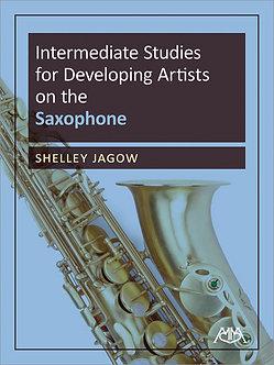 Intermediate Studies for Developing Artists on Sax