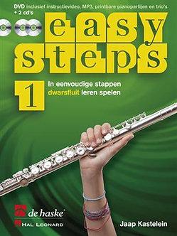 Easy Steps 1 fluit - Jaap Kastelein & Klaas de Jong
